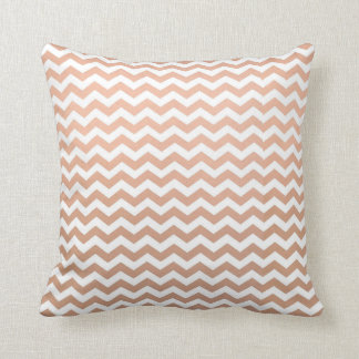 Rose Gold 2 Views Pillow