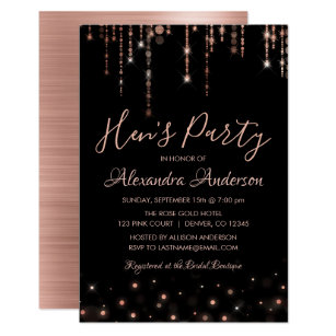 Hen Party Invitations and Announcements | Zazzle UK