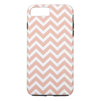 Rose Gold Chevron Stripes | iPhone 8 Plus/7 Plus Case