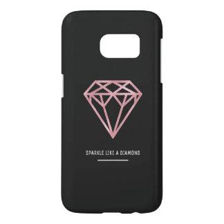 Rose Gold Diamond