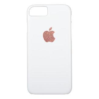 Rose Gold Glitter Apple™ iPhone 8/7 Case