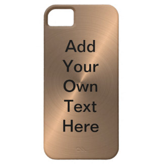 Rose Gold iPhone 5 Cases