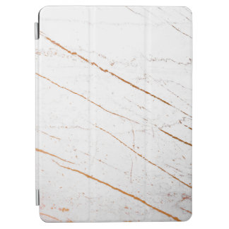 Rose Gold Marble iPad Air Cover