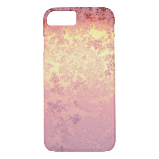 Rose Gold Ombre iPhone 7 case