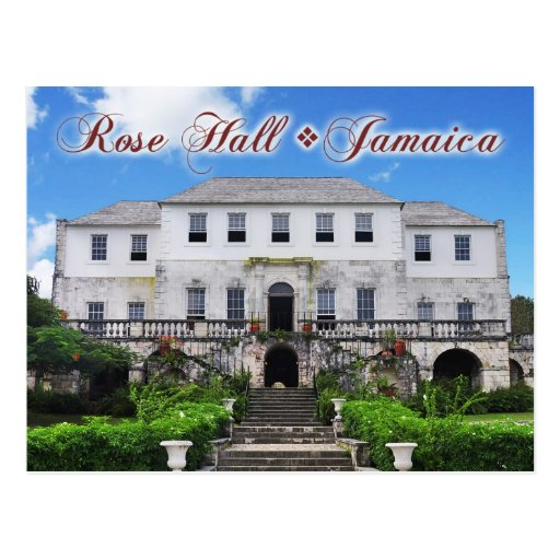 Rose Hall Great House, St. James, Jamaica Postcards
