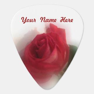 Rose Haze Personalized Guitar Pick