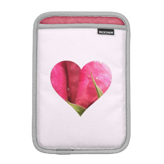 Rose Heart iPad Mini Sleeve
