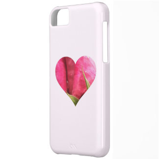 Rose Heart iPhone 5C Case