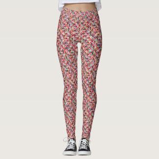 Rose Hearts♥ Leggings