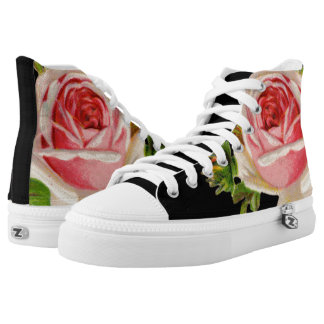 Rose High Tops