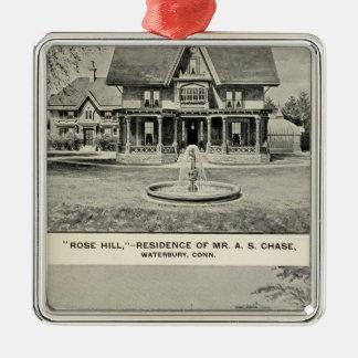 Rose Hill, Judd residence Christmas Ornament