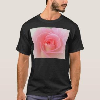 Rose in Soft Peach T-Shirt