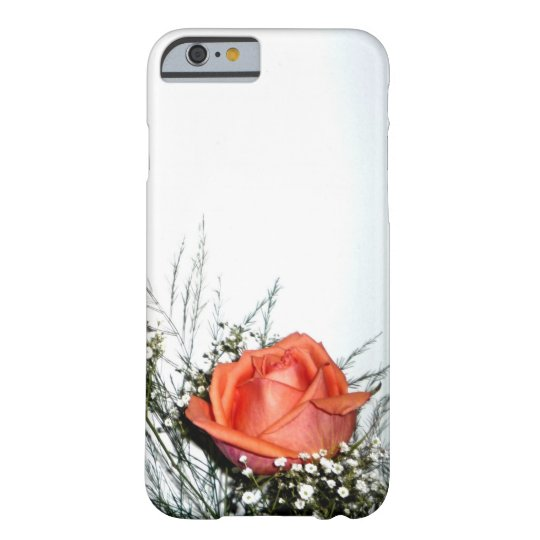 Rose iPhone 6/6s, Barely There Phone Case