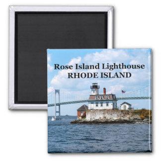 Rose Island Lighthouse, Rhode Island Magnet