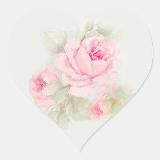 Rose Labels Pinks