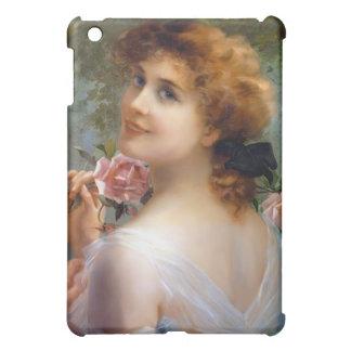 Rose Lady iPad Mini Covers