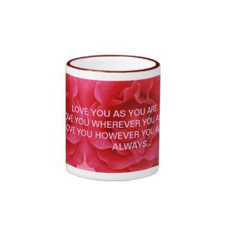Rose Love Mug