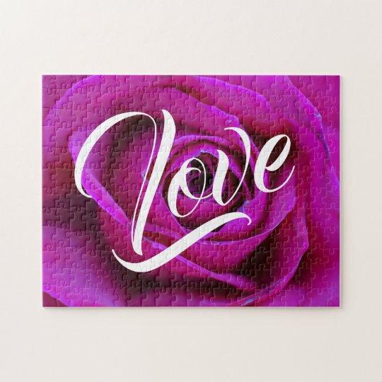 Rose Love Puzzle