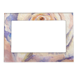 Rose Magnetic Picture Frame