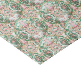Rose Medallion Tissue by Redux121DesignStudio Tissue Paper
