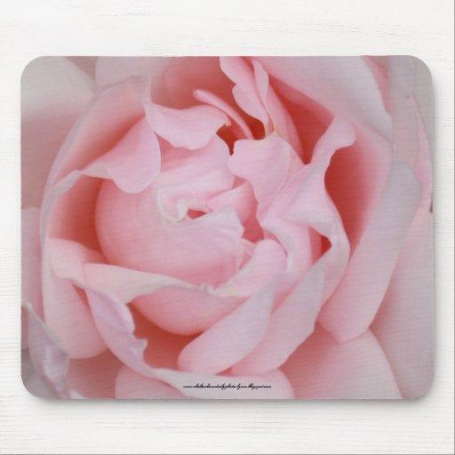 Rose Mousemat Mouse Mats