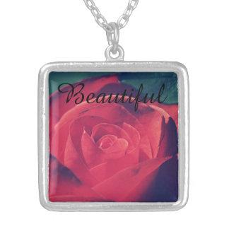 Rose Necklace beautiful