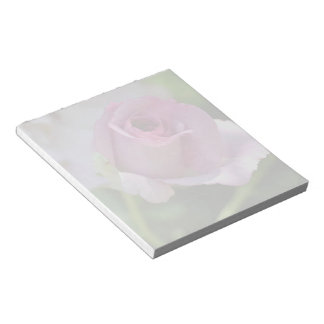 Rose Note Pad