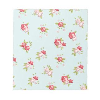 Rose Notepad