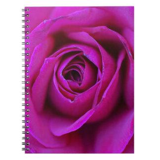 Rose Notepad Notebook