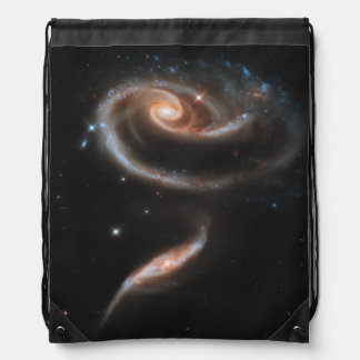 Rose of Galaxies Backpack
