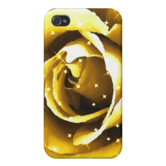 Rose of gold_ case for iPhone 4