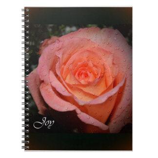 Rose of Joy Notebook