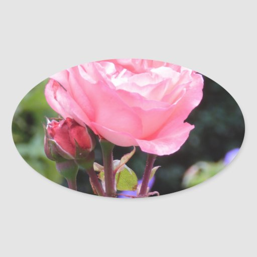 Rose of Love Stickers