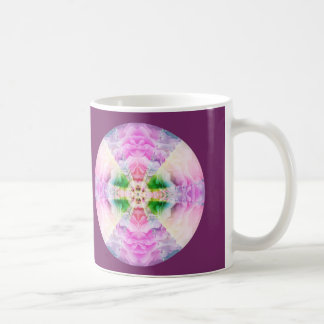Rose of Peace Mandala Mug