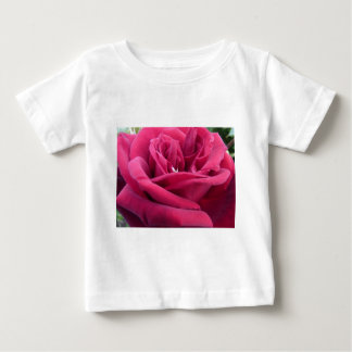 Rose of Red Baby T-Shirt