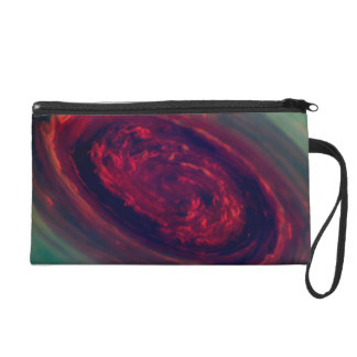Rose of Saturn Wristlet Clutches