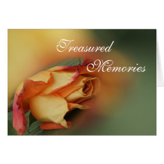 Rose of Sympathy- customize any occasion Greeting Card
