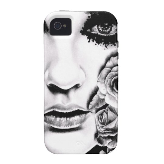 Rose of the Devil's Garden Vibe iPhone 4 Cover