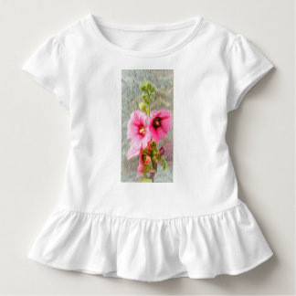 Rose of The North abstract. Toddler T-Shirt