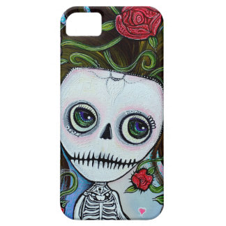 Rose Of The Sea Barely There iPhone 5 Case