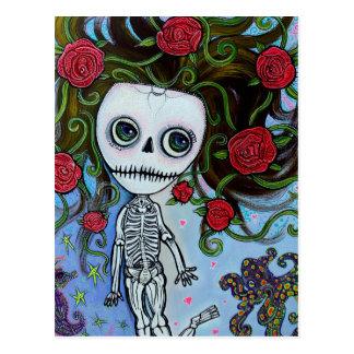 Rose Of The Sea Postcard