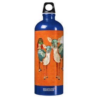 Rose Owl & Azure Deer Liberty Bottle SIGG Traveller 1.0L Water Bottle