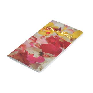 Rose Petals in Cuenca Journals
