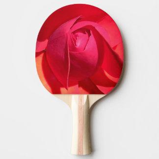 Rose Petals Ping Pong Paddle