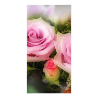 Rose Picture Card