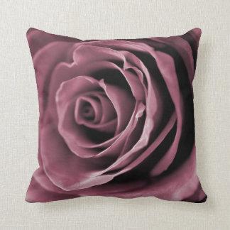 Rose pillow throw cushion