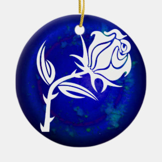 ROSE PRODUCTS CHRISTMAS TREE ORNAMENT