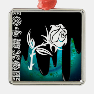 ROSE PRODUCTS CHRISTMAS ORNAMENT