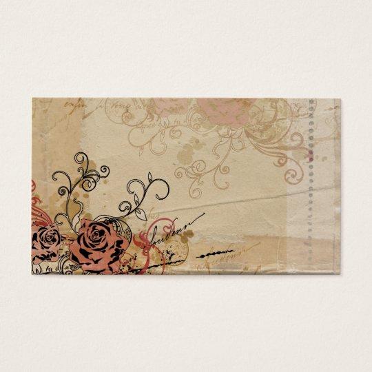 Rose Profile Card