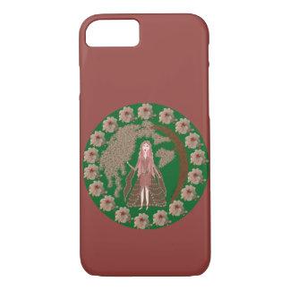 Rose Quartz Faerie iPhone 7 Case